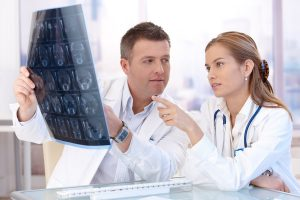 discussing patient details with another Doctor in network